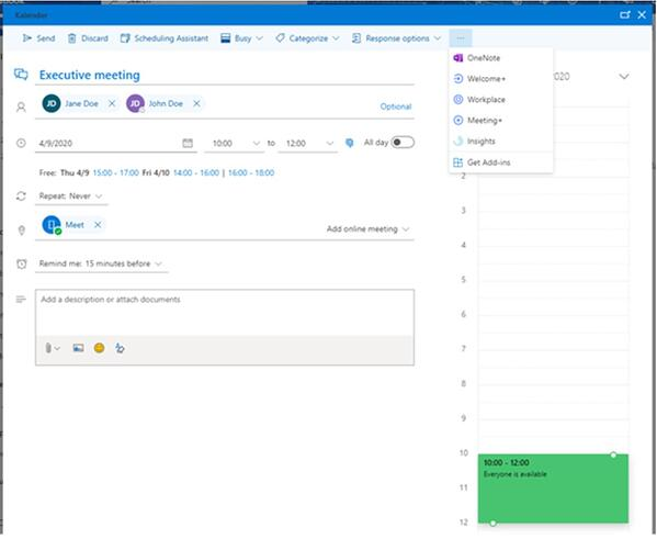 AskCody Modern Add-ins for Outlook for the Web
