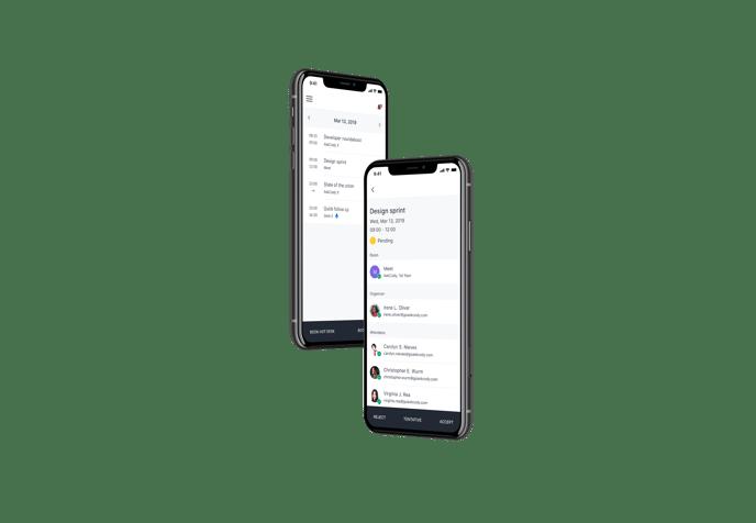 AskCody Mobile App - iPhone 1 - Small