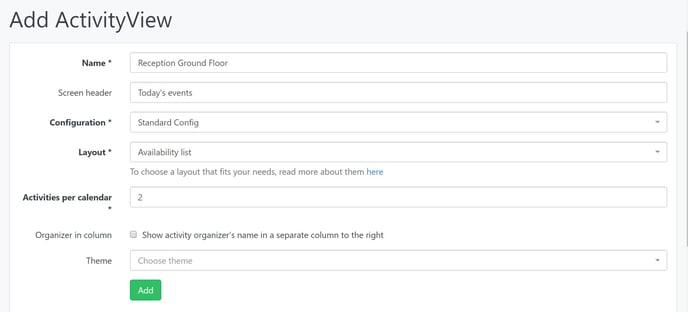 Create a Meeting Dashboard in AskCody